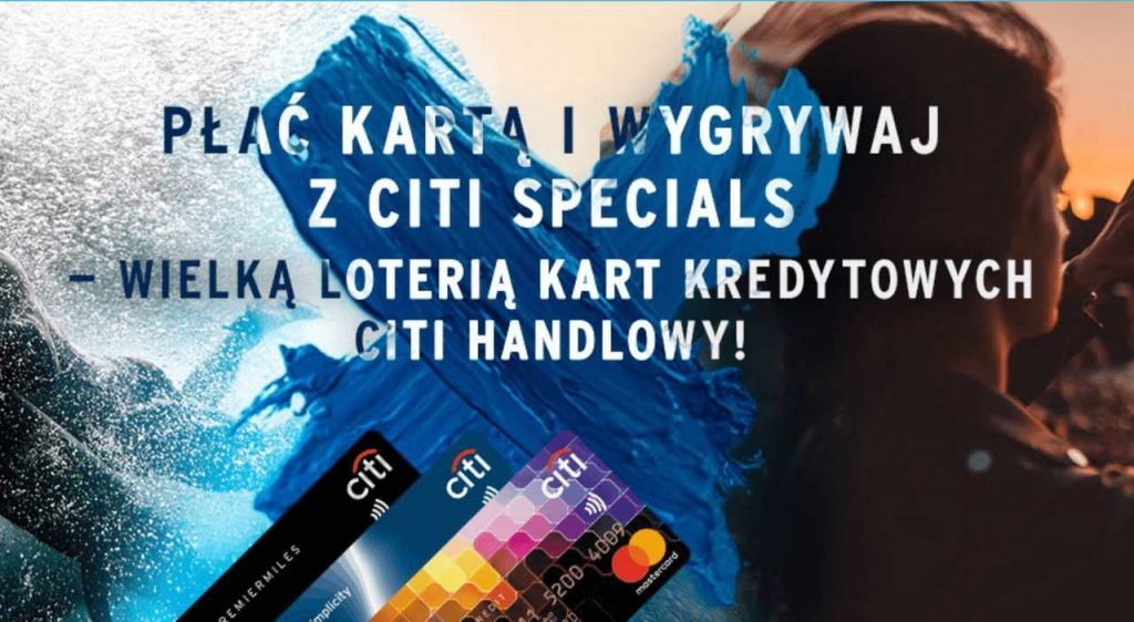 Citi bank handlowy - loteria