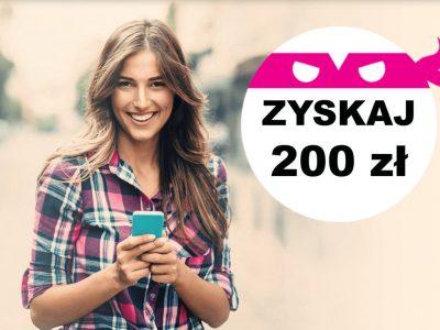 millennium promocja 200 zł