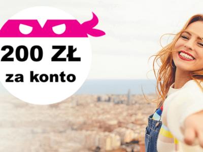 Premia 200 zł millennium bank