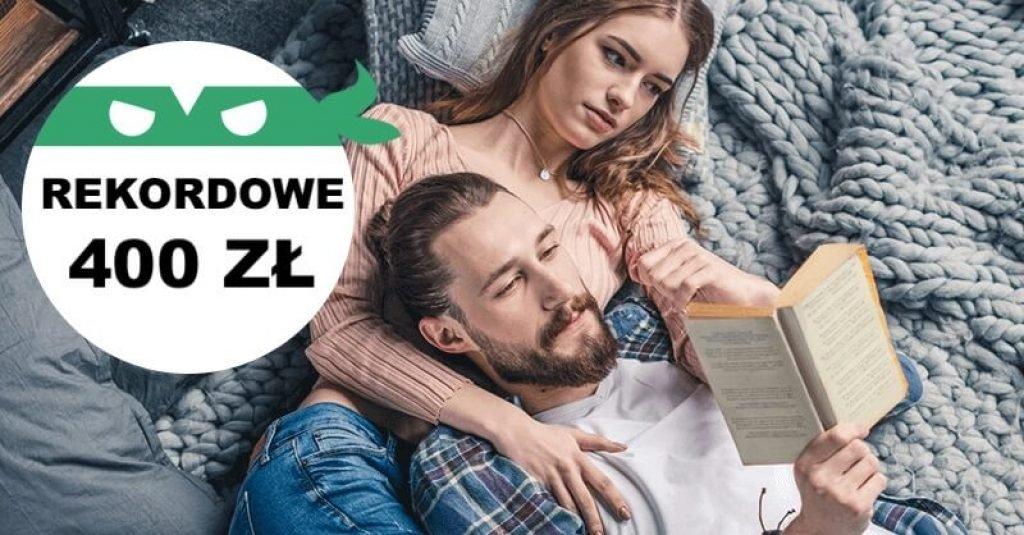 BNP Paribas konto 400 zl